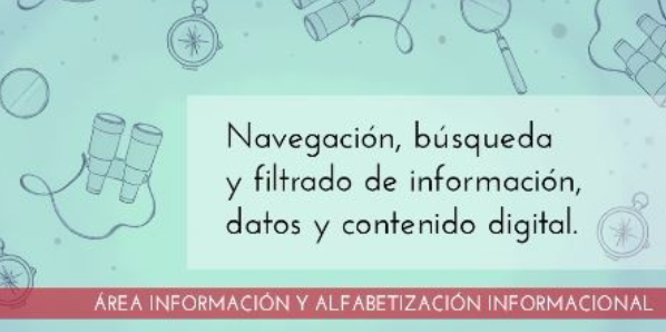 Training of teachers in digital competences: Information literacy. Navigation, search and filtering of information, data and digital content. Basic, intermediate, advanced level